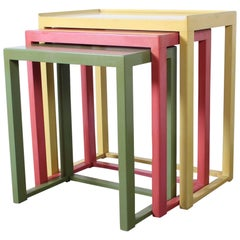 Nesting Tables by Edward Wormley for Dunbar