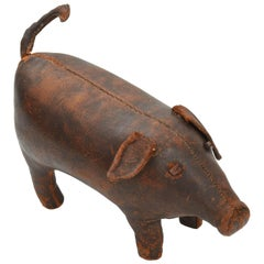 Pig Ottoman by Dimitri Omersa for Abercrombie and Fitch, 1960s