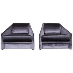 Set of Adrian Pearsall Lounge Chairs