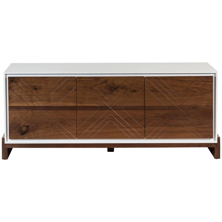 Platform Cabinet by Lawson-Fenning For Sale
