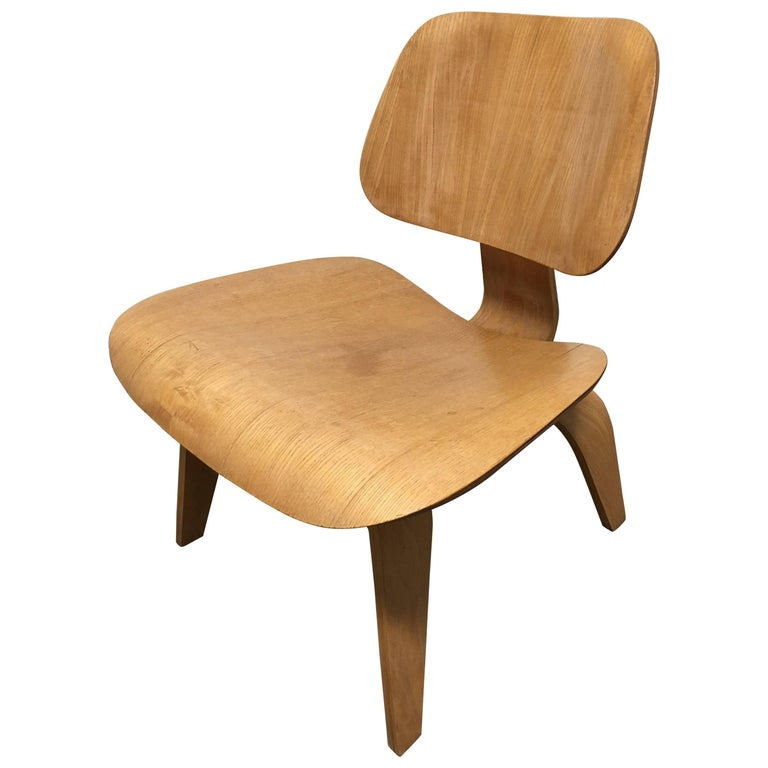 1947 Evans Production LCW by Eames for Herman Miller