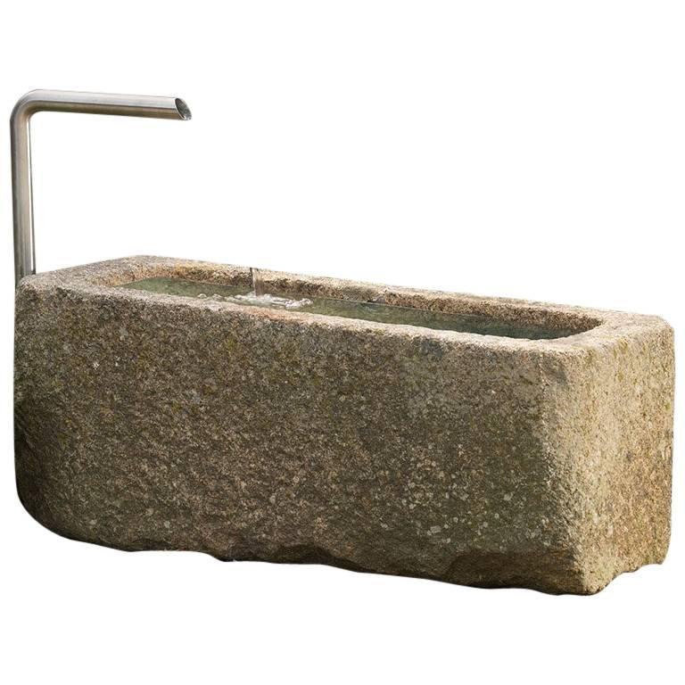 Fountain in Granite For Sale