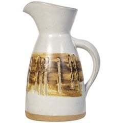 Gordon Martz Ceramic Pitcher, 1960s