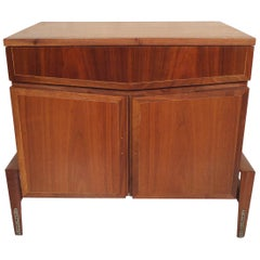 Rare Midcentury Nightstand or Cabinet