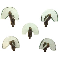 Five Max Ingrand Style Coat Hangers