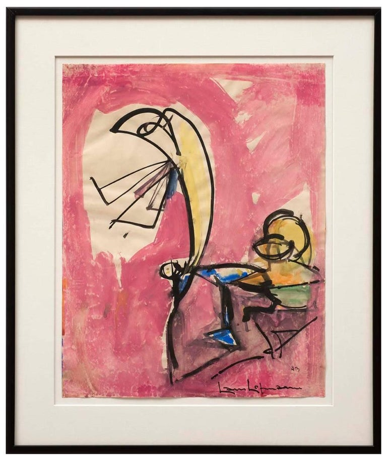 """""""Still Life"""" by Hans Hofmann, 1943 1"""