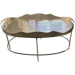 Italian Tray Coffee Table
