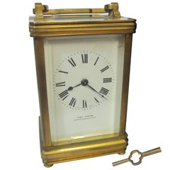 French Carriage Clock with New Zealand Retailer
