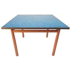 Edward Wormley for Dunbar Mosaic Art Glass Tile-Top Dining Table