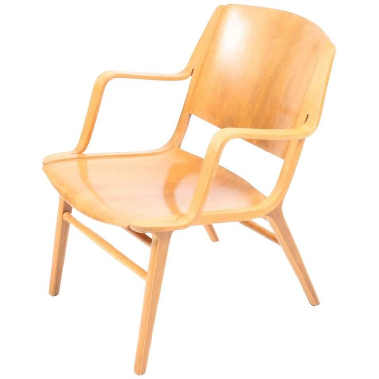 AX Lounge Chair by Hvidt & Mølgaard For Sale