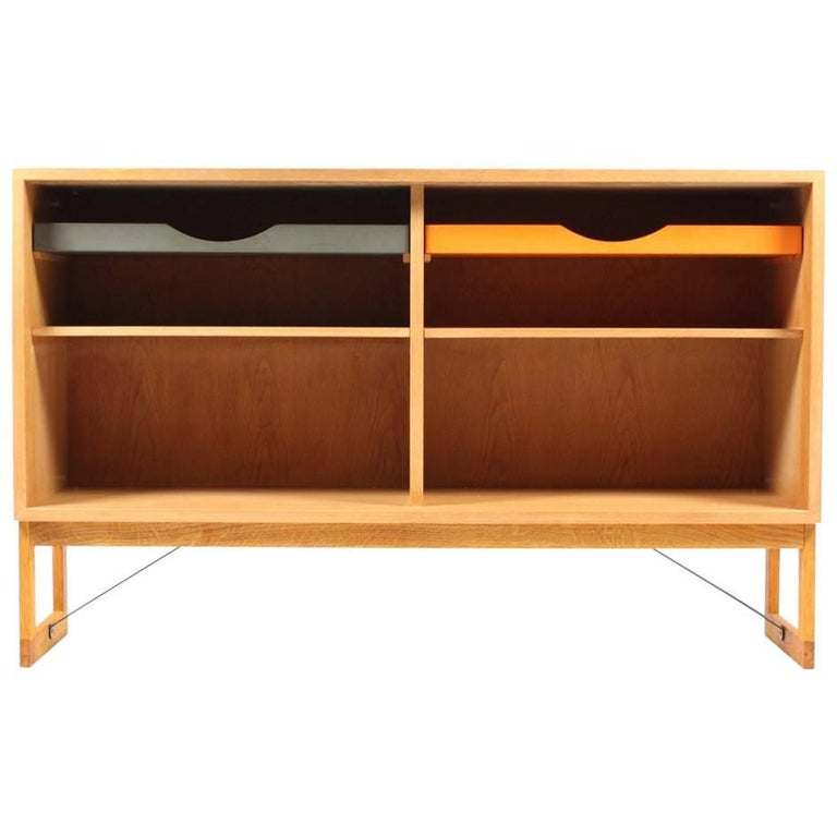 Oak Bookcase by Børge Mogensen 1