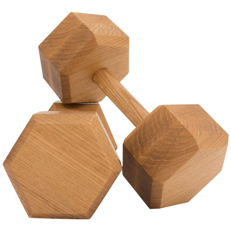 Tidewalker Free Weights in White Oak For Sale