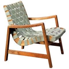 Early Jens Risom Lounge Chair