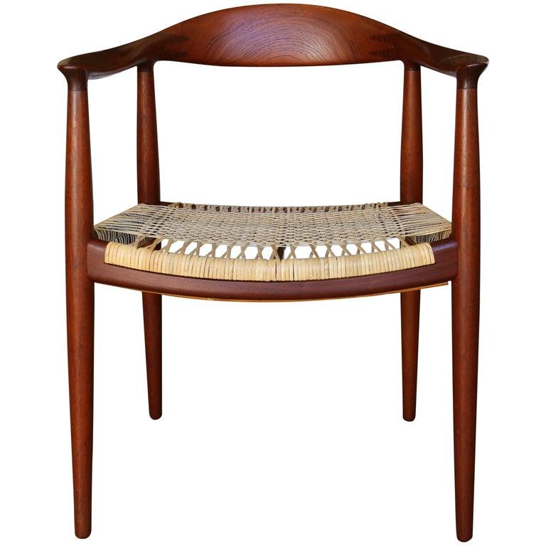 Round Chair by Hans Wegner