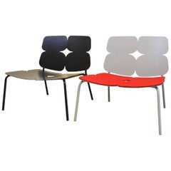'Leaves' Lounge Chair by Patricia Urquiola