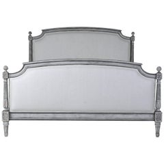 French Louis XVI-Style Full Size Bed