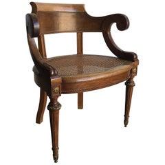 Directoire Style Armchair
