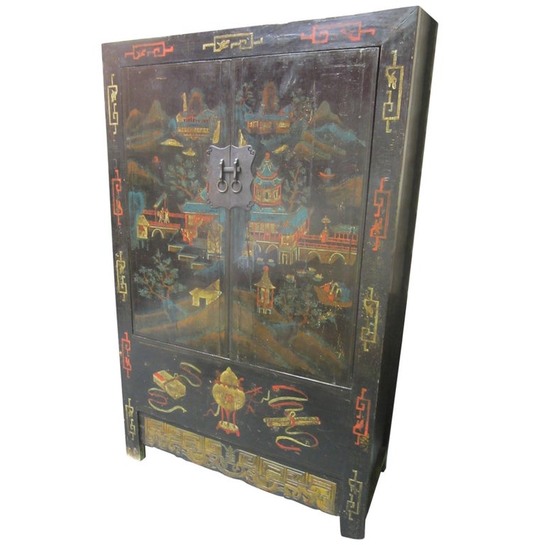 Antique Chinese Cabinet For Sale - Antique Chinese Cabinet For Sale At 1stdibs