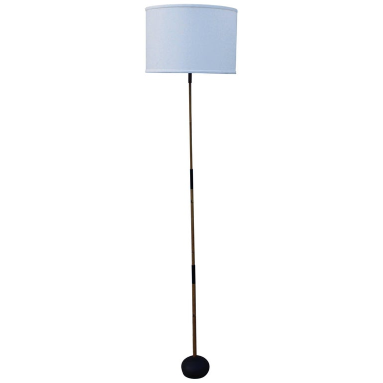 Early Isamu Noguchi Floor Lamp at 1stdibs