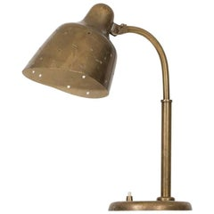 Table Lamp Attributed to Vilhelm Lauritzen and Produced in Denmark