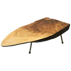 Large Carl Aubock Tree Table