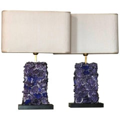 Flair Edition Amethyst Table Lamps, Italy 2017.