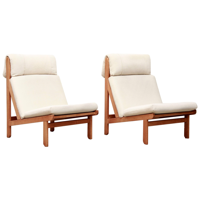 Pair Of Danish Designer Bernt Petersen U0026quot;Ragu0026quot; ...