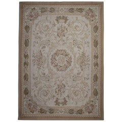 20th Century Aubusson Style Rugs, Flat-Weave Rugs, Needlepoint Rugs from China