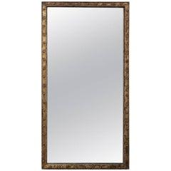 Antique Neoclassical Mirror
