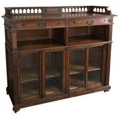 Antique Dutch File Cabinet