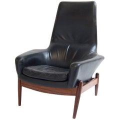 Ib Kofod Larsen Bovenkamp Lounge Chair from the 1960s