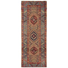 Antique Carpet Runners, Persian Traditional Rugs and Runners from Heriz