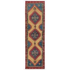 Antique Carpet Runners, Persian Stair Runners from Heriz