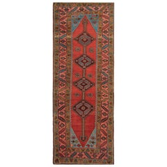 Antique Carpet Runners, Persian Runner Rugs from Heriz