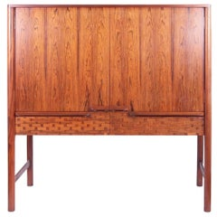 Art Deco Wooden McIntosh Sideboard, circa 1970