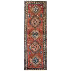 Antique Carpet Runners, Persian Rugs and Runners from Heriz
