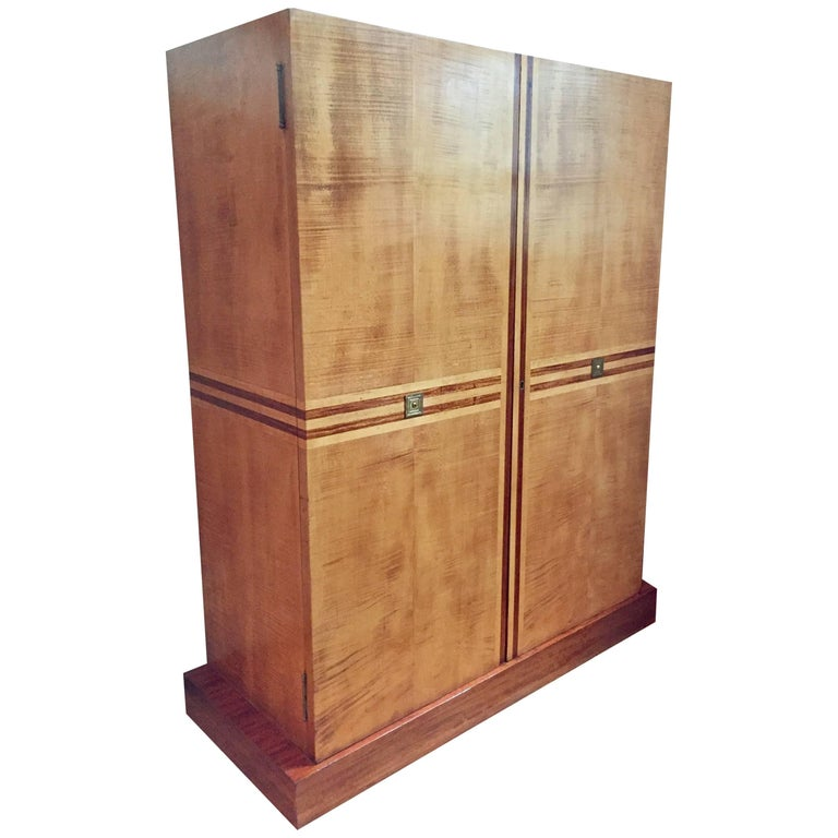 Tommi Parzinger Attributed Bar Cabinet 1