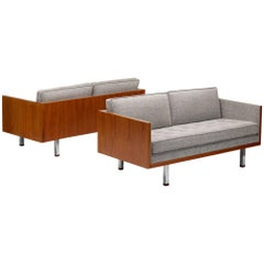 Pair of Settees by Jydsk Mobelvaerk