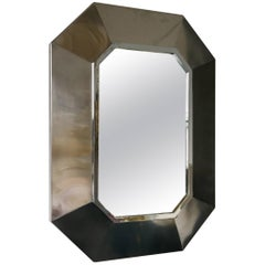 Mirror by Maison Jansen France, 1970s