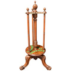 Billiard, Snooker or Pool Cue Stick Stand of Grand Proportions
