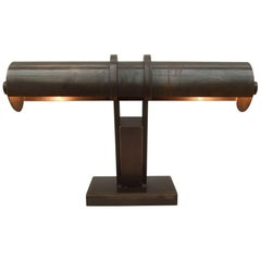 Art Deco Bronze Desk Lamp