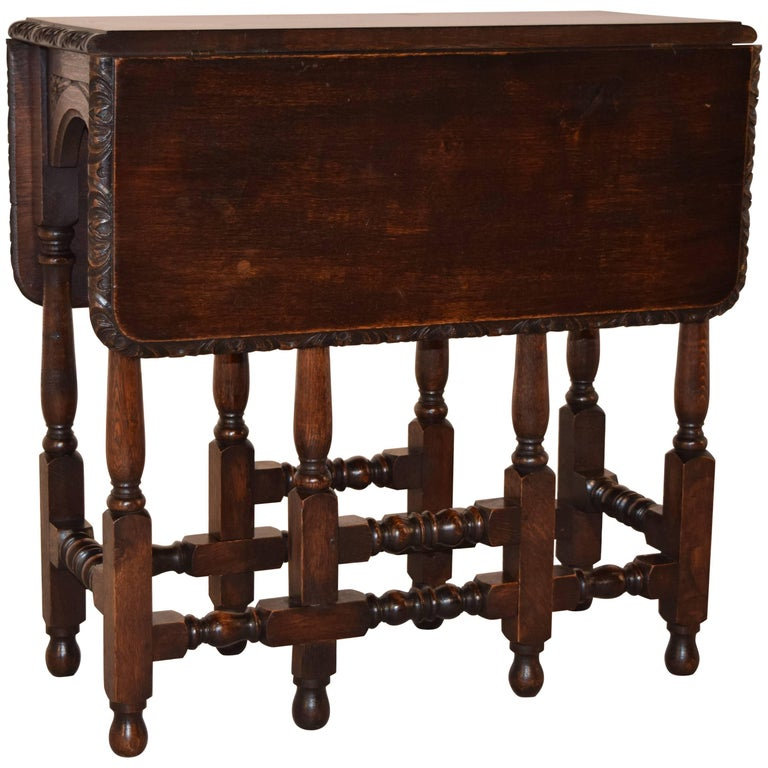 19th Century Gate Leg Table For Sale At 1stdibs