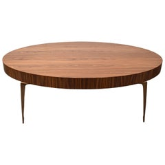Oval Stiletto Coffee Table
