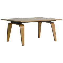Charles & Ray Eames; OTW, Coffee Table for Herman Miller, 1946