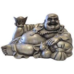 Chinese Seated Happy Fortune Buddha