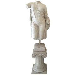 Classical Greco-Roman Statue