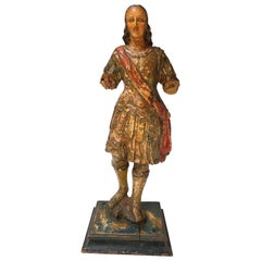 16th Century Carved Archangel from Venice