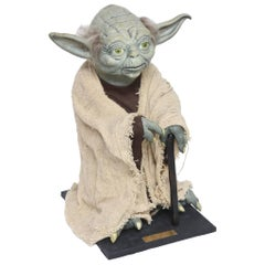 Lifesize Yoda Figure Limited Edition by Illusive Concepts