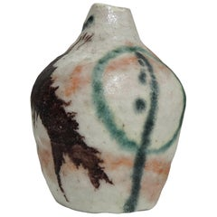 Little Vase by Guido Gambone, Italy, circa 1950