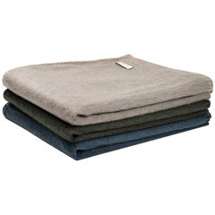 Francis Sultana 100% Cashmere Highland Throw